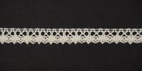 Тесьма кружевная ALFA,10мм.арт.AF-015-000