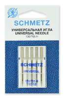 ИГЛЫ Schmetz универсальные №110 , 5 ШТ
