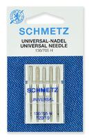 Иглы  Schmetz универсальные № 120, 5 ШТ.