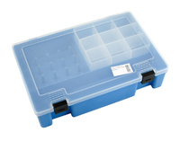 Коробка для мелочей арт.05-05-082 тип 8 (голубая)
