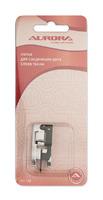 Лапка для швейной машины, для шитья встык (для соединения двух слоёв ткани).Арт.AU-138