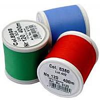 Нить швейная Madeira 100% п/э, №120,(400м.)
