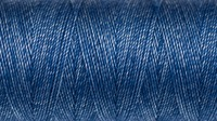 Нитки AURORA для штопки джинсов. №80С, 150м.(синий)