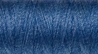 Нитки AURORA для штопки джинсов. №80С, 150м.(синий).Арт.AU-4021