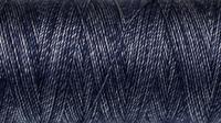 Нитки AURORA для штопки джинсов. №80С, 150м.(черный)