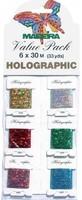 Набор Holographic (6х30 м)