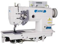 Двухигольная машина плоского челночного стежка Protex TY-875-5 СКИДКА 15%