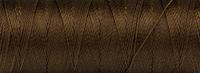 Нить AURORA швейная (капроновая) TYTAN №60,120м. Арт.AU-2607 (темно-коричневый).