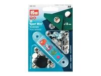 """Prym 390501 Кнопки """"Sport-Mini"""",13 мм.,10 шт.+насадки для установки."""