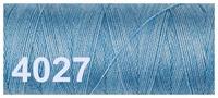 Нитки AURORA для штопки джинсов,№80С,150м.(светло-голубой).Арт.AU-4027