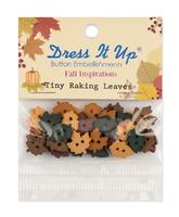 Набор декоративных пуговиц Dress It Up. Арт.4874, пр-во США