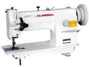 Прямострочная промышленная швейная машина для тяжелых материалов A-797 Aurora