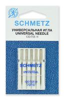 Иглы Schmetz универсальные № 70, 5 ШТ.