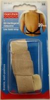 Prym 991963 Удлинитель застёжки бюстгальтера для одежды с открытой спиной (бежевый).