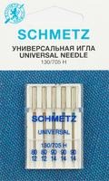 ИГЛЫ  Schmetz СТАНДАРТНЫЕ №80(2),90(3) , 5 ШТ.