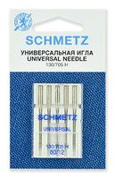 Иглы Schmetz универсальные № 80, 5 ШТ.