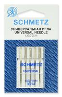 ИГЛЫ Schmetz универсальные № 90, 5 ШТ.