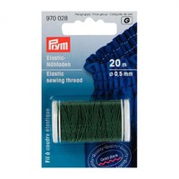 Эластичная нить для шитья PRYM, 20м. арт.970028
