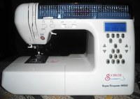 Швейная машина Soontex 6000