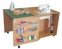 Стол для швейной машины и оверлока Комфорт 1Q