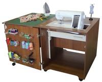 Стол для швейной машины и оверлока Комфорт 1QXLW
