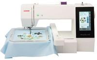 Вышивальная машина Janome Memory Craft 500E