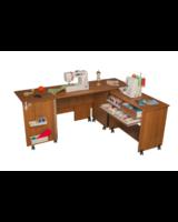 Стол для швейной машины и оверлока К-7