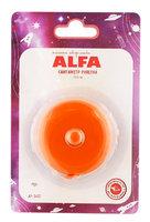Сантиметровая портновская рулетка ALFA, 150см.Арт.AF-3401