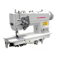 Двухигольная промышленная швейная машина AURORA A-875