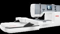 Швейно-вышивальная машина Bernina 750QE + вышивальный блок