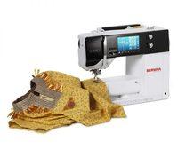 Швейно-вышивальная машина Bernina B580 + блок