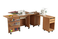 Стол для швейной машины и оверлока Комфорт-4 ( до 10 кг )
