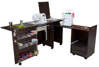 Стол для швейной машины и оверлока Комфорт-3 ( до 10 кг )