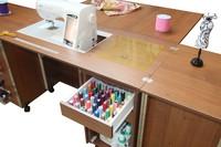 Стол для швейной машины и оверлока Комфорт 4XL (до 20 кг )