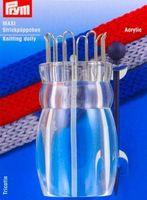 Prym 225104 Куколка для вязавания толстых шнурков и поясов (с инструкцией).