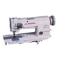 Двухигольная промышленная швейная машина для тяжелых материалов A-878 Aurora