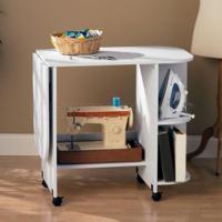 Стол для швейной машины и оверлока M1