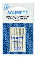 Иглы Schmetz универсальные № 100, 5 шт.