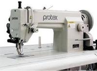 Прямострочная швейная машина челночного стежка с игольным продвижением Protex TY-В721-5А