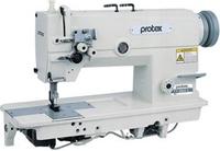 Двухигольная машина плоского челночного стежка Protex TY-B842-5