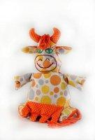"""Набор для создания текстильной игрушки """"Корова-Буренка"""""""
