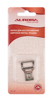 Лапка для настрачивания широкой ленты, тесьмы , арт. AU-165