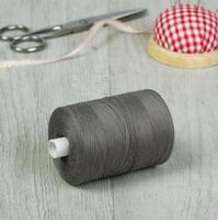 Нить швейная армированная 35ЛЛ ( 2500м.) ( черная и белая)