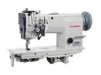 Двухигольная промышленная швейная машина для тяжелых материалов Aurora A-870