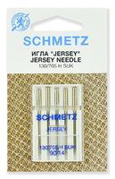 Иглы  Schmetz джерси SUK № 90, 5 шт.