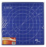 Раскройный коврик 45см.х 45см.,с поворотным основанием на 360 градусов).Арт.AU-RM-1818