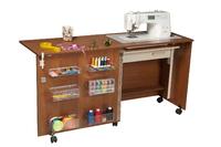 Стол для швейной машины Комфорт 1L ( до 15 кг )