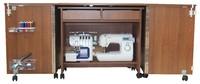 Стол для швейной машины и оверлока Комфорт-7