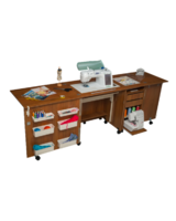 Стол для швейной машины и оверлока Комфорт 4L