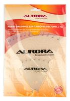 Набор шаблонов для пэчворка AURORA, фестоны, 2 шт.